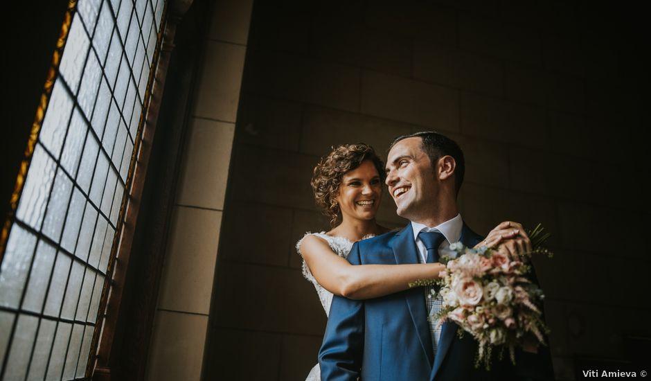La boda de José y Andrea en Gijón, Asturias