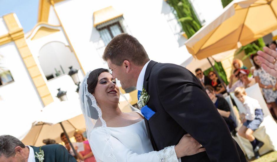 La boda de Luis y Maria en Lucena, Córdoba