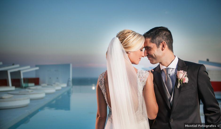 La boda de Fernando y Vanesa en Fuengirola, Málaga