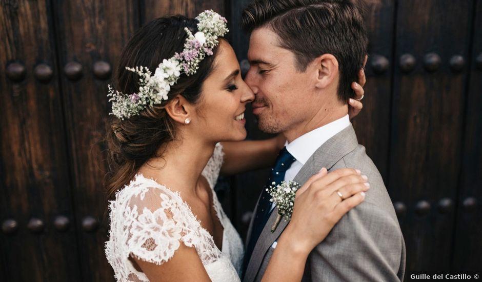 La boda de Adri y Eli en Alhaurin De La Torre, Málaga