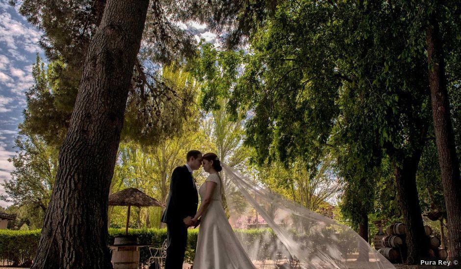 La boda de Jose Carlos y María en Villacañas, Toledo