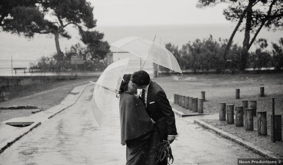 La boda de Maarten y Rosa en L' Escala, Girona