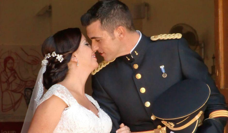 La boda de Raquel y Jorge  en Benalup, Cádiz