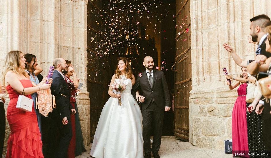 La boda de Miguel y Marta en Cáceres, Cáceres