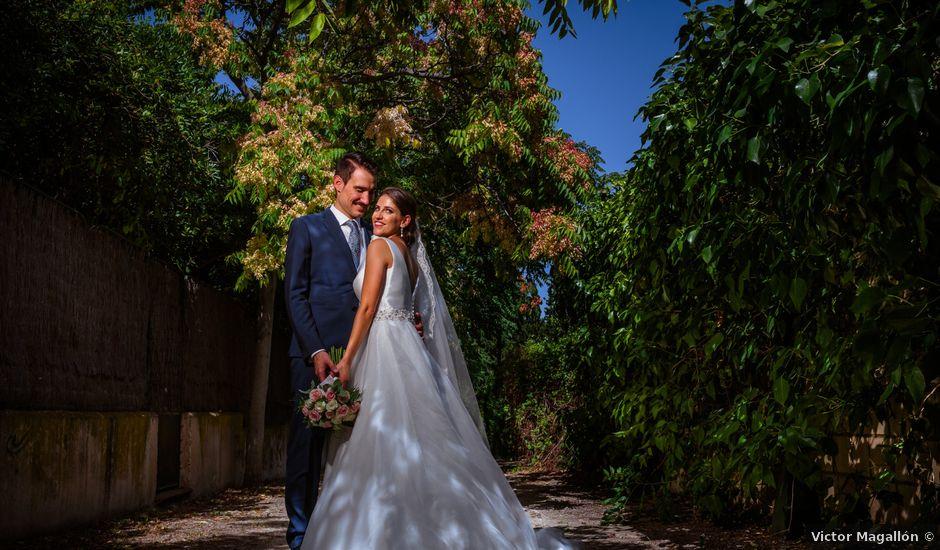 La boda de Alvaro y Silvia en Zaragoza, Zaragoza