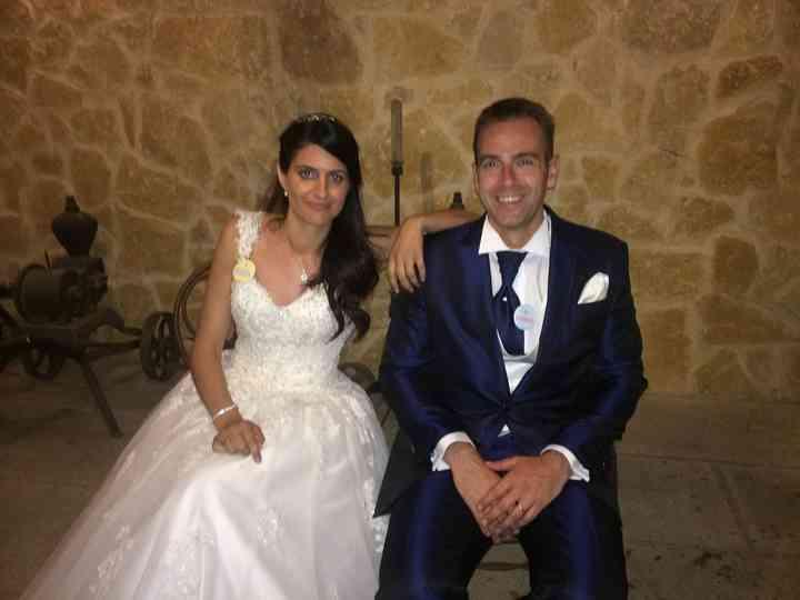 La boda de Esther y Iván