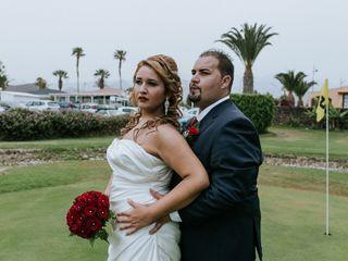 La boda de Soraya y Carlos