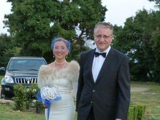 La boda de Montse y Fer 1