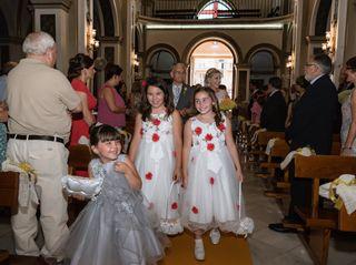 La boda de Esther y Rafa 1