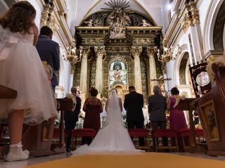 La boda de Esther y Rafa 2