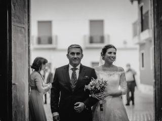 La boda de Paula G. y Rubén C  1