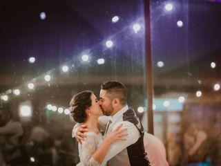 La boda de Paula G. y Rubén C  2
