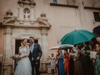 La boda de Paula G. y Rubén C  3