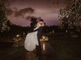 La boda de Paula G. y Rubén C
