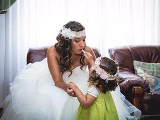 La boda de Sara y Efren 1
