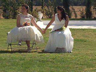 La boda de Yolanda y Aida