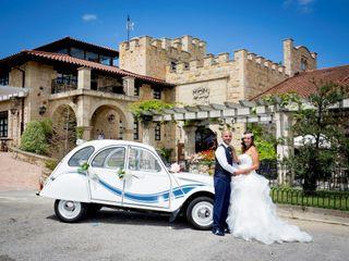 La boda de Sara y Efren