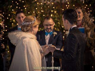 La boda de Mª Amparo y Migue