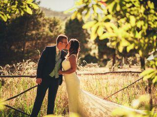 La boda de Nieves y Marco