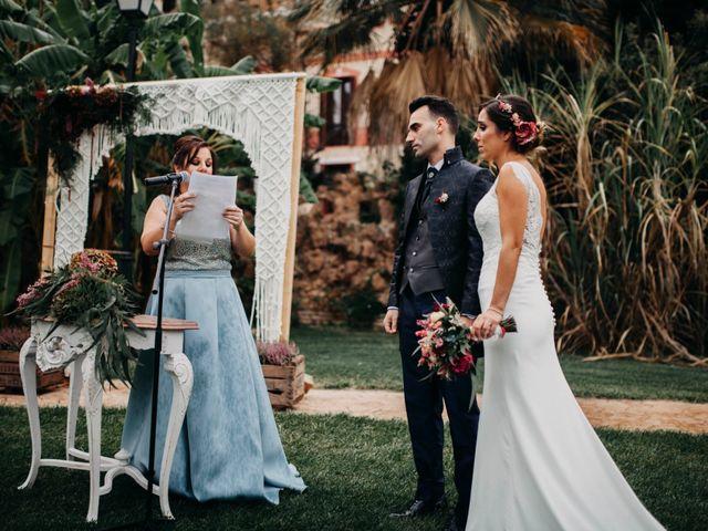 La boda de Gerard y Melisa en Deltebre, Tarragona 2