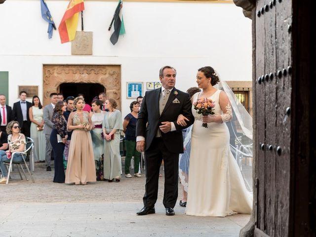 La boda de Mario y Rocío Belén en Monterrubio De La Serena, Badajoz 16