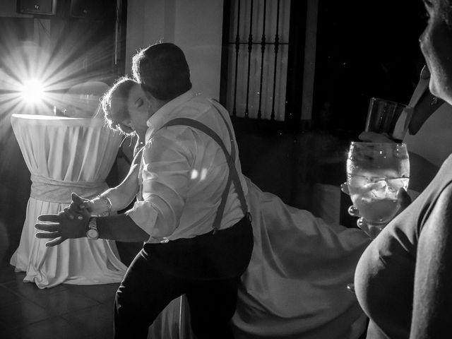 La boda de Mario y Rocío Belén en Monterrubio De La Serena, Badajoz 37