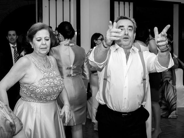 La boda de Mario y Rocío Belén en Monterrubio De La Serena, Badajoz 38