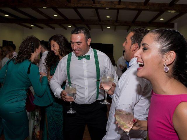 La boda de Mario y Rocío Belén en Monterrubio De La Serena, Badajoz 39