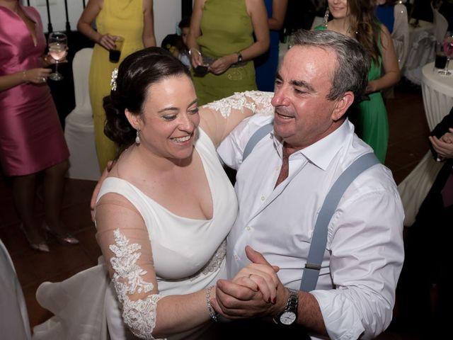 La boda de Mario y Rocío Belén en Monterrubio De La Serena, Badajoz 40