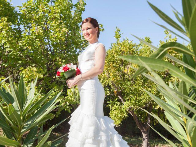 La boda de Raquel y Raul en Paterna, Valencia 14