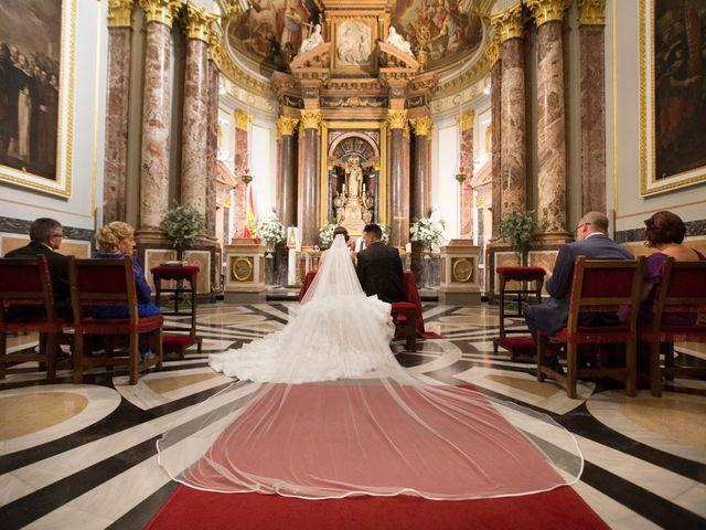 La boda de Raquel y Raul en Paterna, Valencia 15