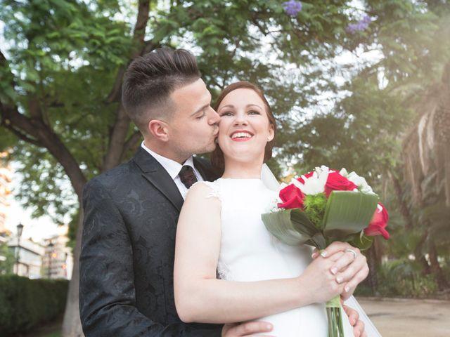 La boda de Raquel y Raul en Paterna, Valencia 17