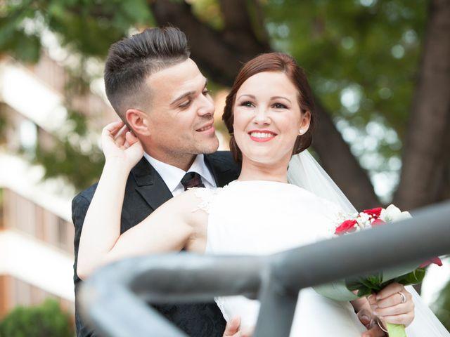 La boda de Raquel y Raul en Paterna, Valencia 18