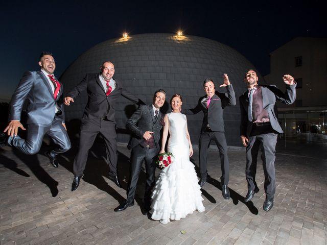 La boda de Raquel y Raul en Paterna, Valencia 21
