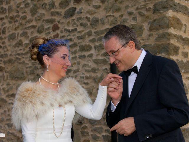 La boda de Montse y Fer