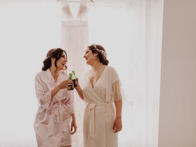 La boda de Estela y Fede en L' Alcúdia, Valencia 13