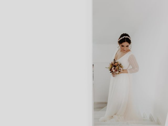La boda de Estela y Fede en L' Alcúdia, Valencia 16