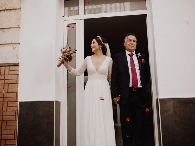 La boda de Estela y Fede en L' Alcúdia, Valencia 17