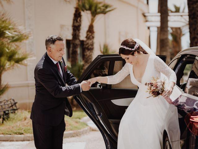 La boda de Estela y Fede en L' Alcúdia, Valencia 18
