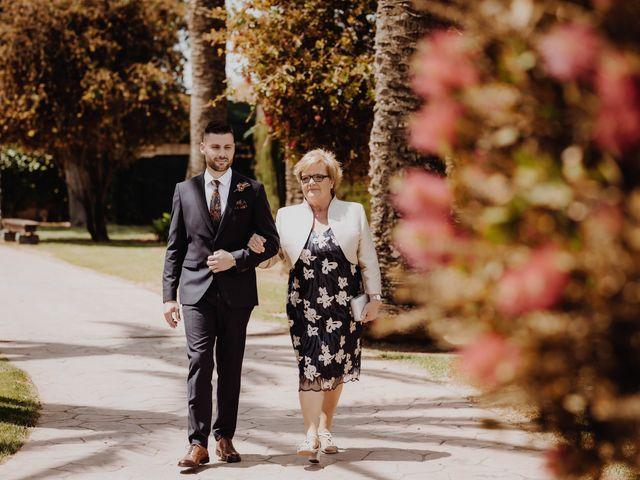 La boda de Estela y Fede en L' Alcúdia, Valencia 20