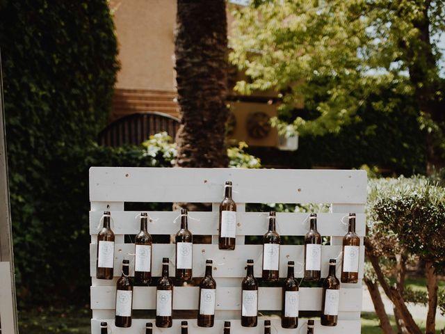 La boda de Estela y Fede en L' Alcúdia, Valencia 22