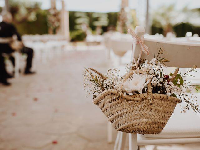La boda de Estela y Fede en L' Alcúdia, Valencia 24