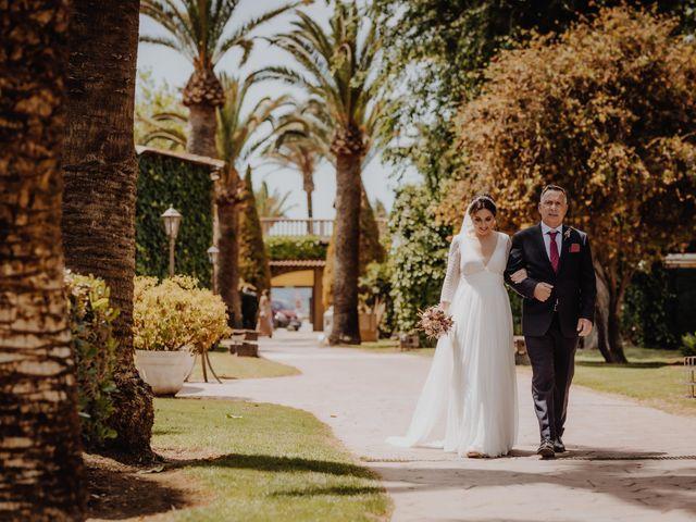 La boda de Estela y Fede en L' Alcúdia, Valencia 26