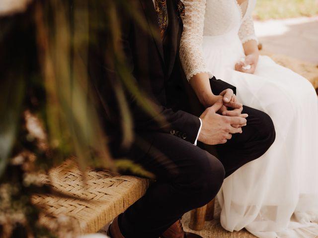 La boda de Estela y Fede en L' Alcúdia, Valencia 28