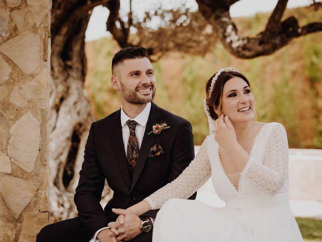 La boda de Estela y Fede en L' Alcúdia, Valencia 29