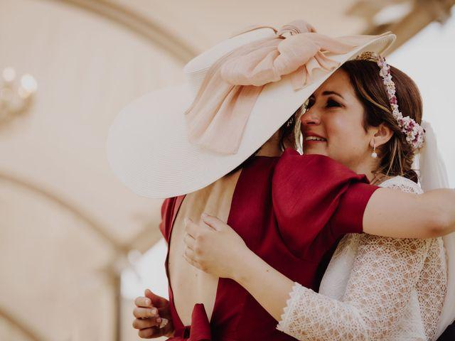 La boda de Estela y Fede en L' Alcúdia, Valencia 31