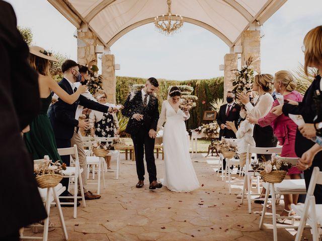 La boda de Estela y Fede en L' Alcúdia, Valencia 34
