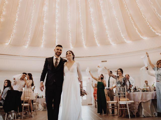 La boda de Estela y Fede en L' Alcúdia, Valencia 36