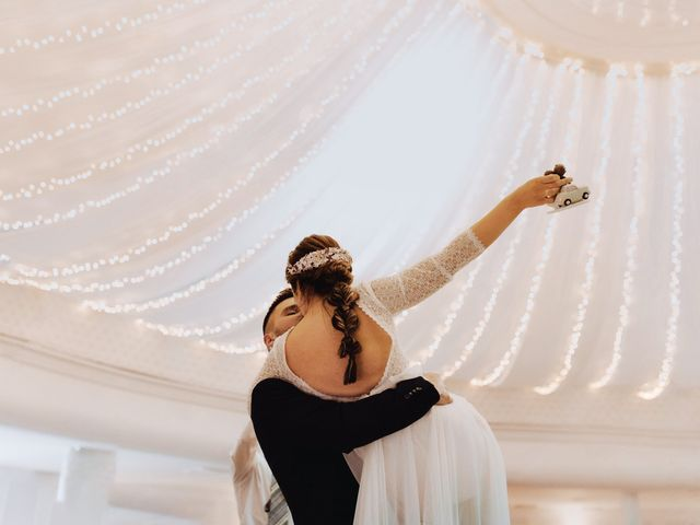 La boda de Estela y Fede en L' Alcúdia, Valencia 38