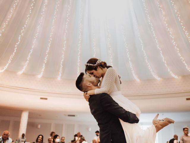 La boda de Estela y Fede en L' Alcúdia, Valencia 40